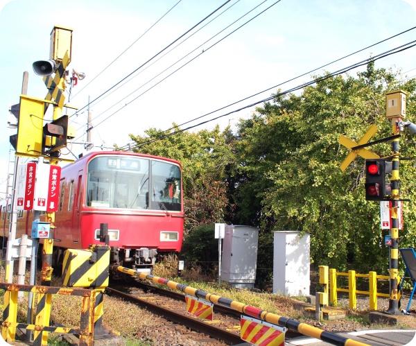 祖父江の銀杏祭り・電車