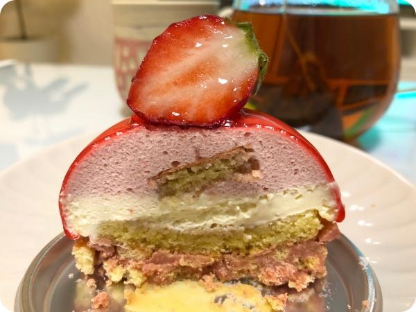 半田市パティスリーラミモザのケーキ