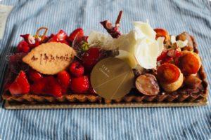 覚王山フィーカクリスマスケーキ