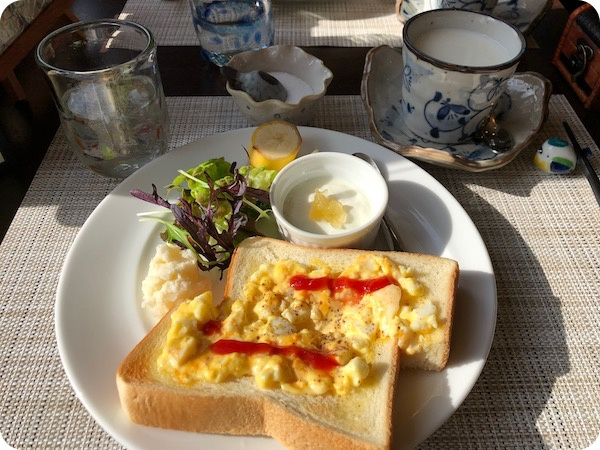 知多郡東浦町・葉菜カフェ