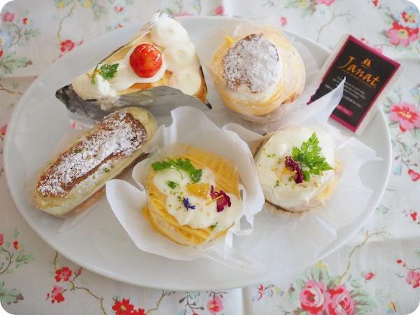 常滑市大野町&.tea(アンドティー)ケーキ