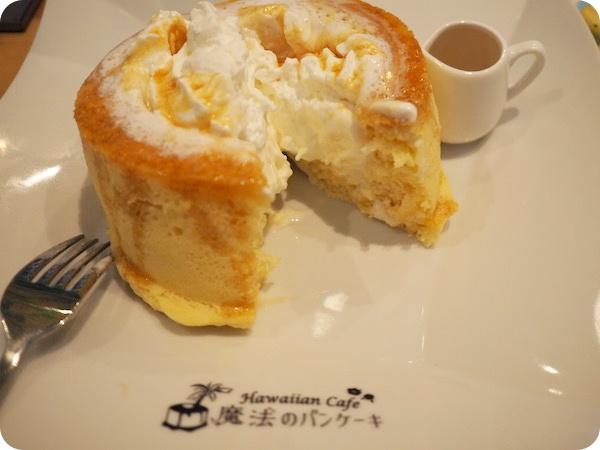 東海市・魔法のパンケーキ